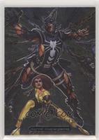 Agent Venom vs. Spider-Queen
