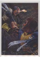 Cyclops vs. Wolverine