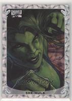 She-Hulk #/25