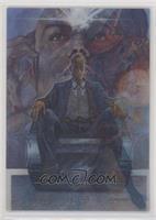 Doctor Strange, Iron Man, Black Bolt, Professor X