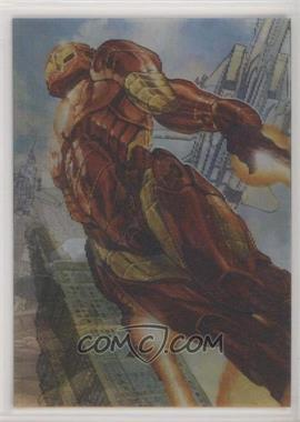 2018 Upper Deck Marvel Masterpieces - Mirage #ONE OF NINE - Thor, Iron Man, Captain America, Hulk