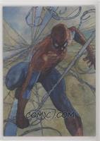 Spider-Woman, Spider-Man, Wolverine, Luke Cage