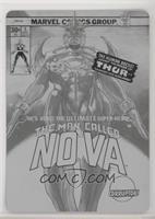 Nova #/1