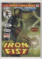Level 2 - Iron Fist #/999