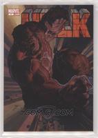 Level 2 - Red Hulk #/999