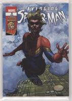 Level 4 - Captain Marvel /50
