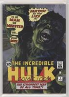 Level 4 - Hulk #/50