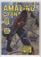 Level 4 - Spider-Man #33/50