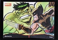 Tim Shinn (Wolverine, Hulk,) #/1