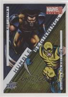 Wolverine - Incredible Hulk #181