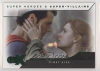 Man of Steel - First Kiss #/30