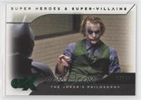 The Joker's Philosophy #/30