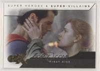 Man of Steel - First Kiss [Noted]