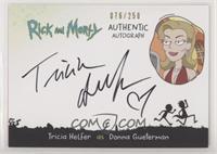 Tricia Helfer as Donna Gueterman #/250