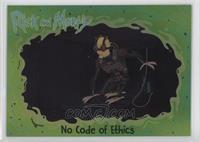 No Code of Ethics