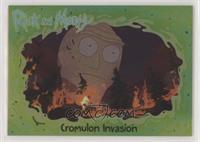 Cromulon Invasion