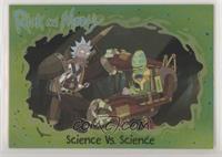 Science vs. Science