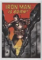 Iron Man is Born #/20