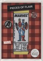 SSP - Captain America #341