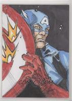 David Newbold (Captain America) #1/1