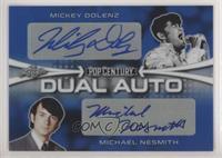 Mickey Dolenz, Michael Nesmith #/12