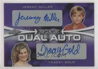Jeremy Miller, Tracey Gold #/10
