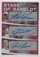 Sandlot Cast #/25