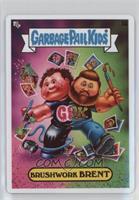 Garbage Pail Kids - Paint-Job Joe