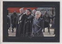 Jon's Allegiance to Daenerys #/75