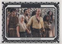 Jorah Rescues Daenerys #/50