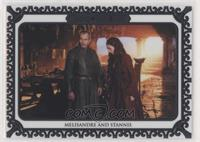 Melisandre and Stannis #/50