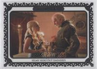 Selmy Seeks Out Daenerys #/50