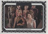 Joffrey Marries Margaery #/50