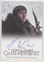 Isaac Hempstead-Wright as Bran Stark