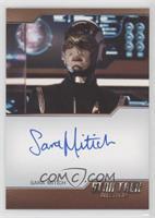 Sara Mitich as Lt. Commander Airiam