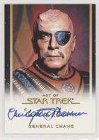 Christopher Plummer as General Chang