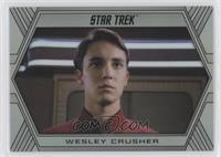 Wesley Crusher #/75