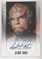Michael Dorn as Lt. Worf