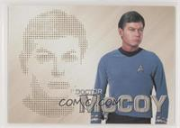 Leonard McCoy #/100