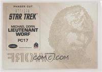 Lieutenant Worf #/100
