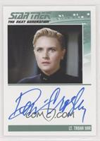 TNG Design - Denise Crosby as Tasha Yar
