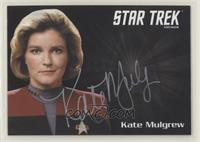 Silver Signature - Kate Mulgrew as Captain Janeway