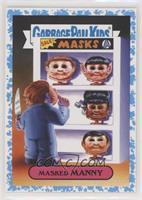 Masked Manny #/99