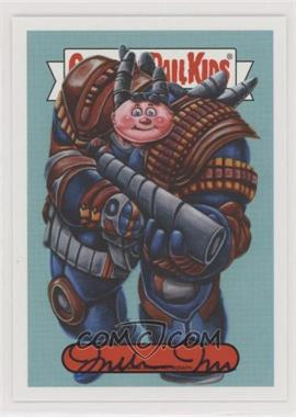 2019 Topps Garbage Pail Kids: We Hate the '90s - '90s Cartoons & Comics Sticker Artist Autographs #10 - Junghwa Im /25