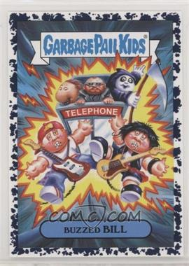 2019 Topps Garbage Pail Kids: We Hate the '90s - '90s Films Sticker - Bruised #1a - Buzzed Bill