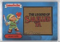 HEART LES - THE LEGEND OF SMELLED YA #/50