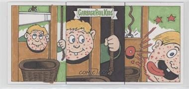 2019 Topps Garbage Pail Kids: We Hate the '90s - Sketch Cards #KEGR - Kelly Greider /1 [EX to NM]