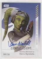 Vanessa Marshall as Hera Syndulla #/10