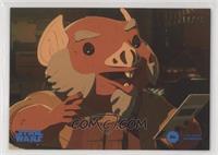 Bobby Moynihan as Orka #/25