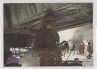 Peter Mayhew as Chewbacca #/10